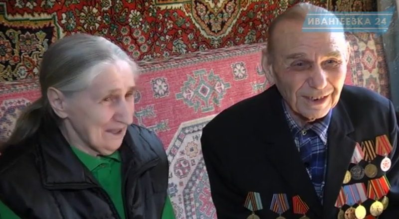 К 70-летию Победы: семья ветеранов Лариных