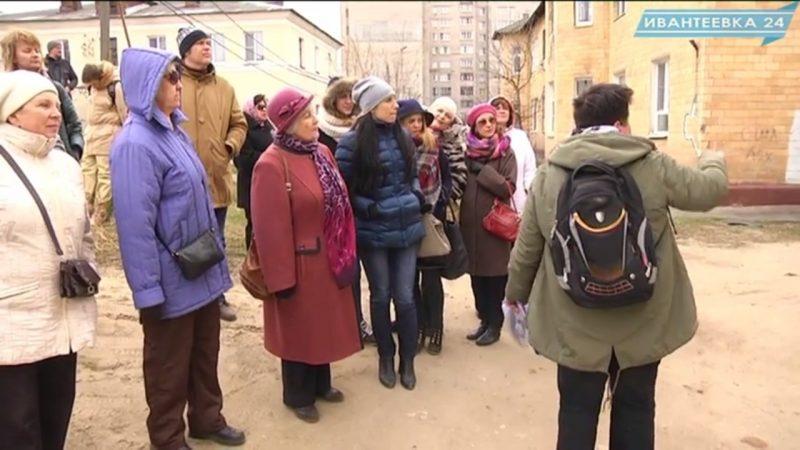 Экскурсия по усадьбе Вантеево