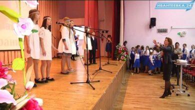 Конкурс школьной песни