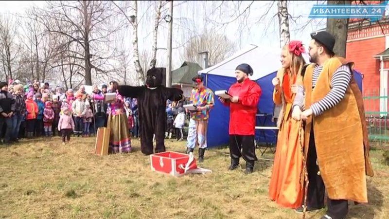 Пасхальный праздник Георгиевский храм