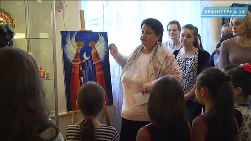 выставка в центре творчества детей