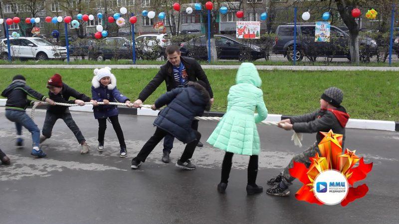 9 мая Ивантеевка Детская Олимп