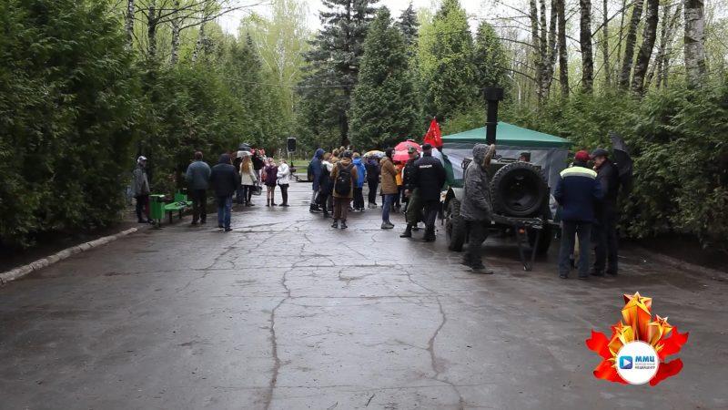 9 мая Ивантеевка городской парк