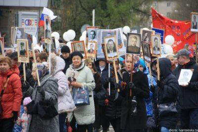 9 мая Ивантеевка