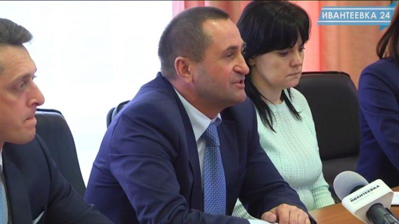 Главрач Аникин выступление