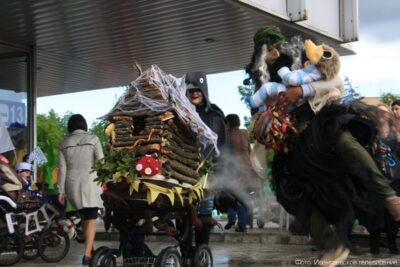 Парад колясок