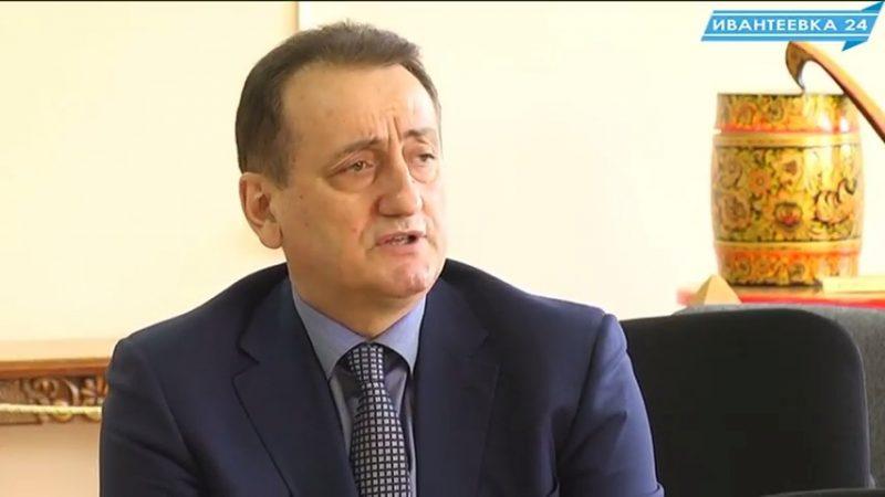 Сергей Керселян депутат облдумы