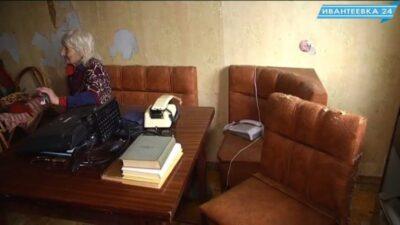 В квартире Бабы Клавы 3