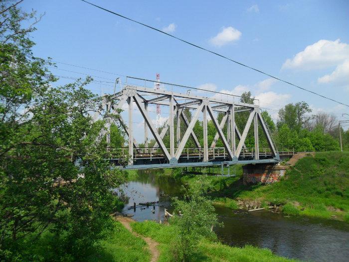 Мост через Учу