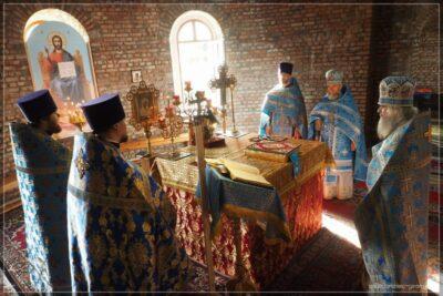 Божественная литургия   02