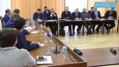 Совет депутатов январь