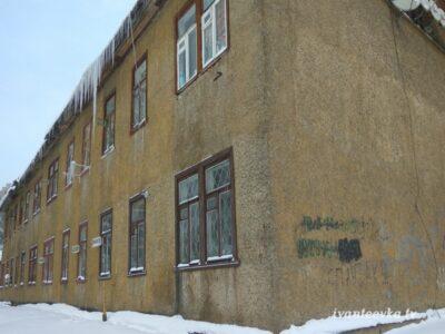 Улицы Ивантеевки после уборки снега 23