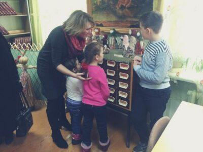 Выставка народной игрушки  04