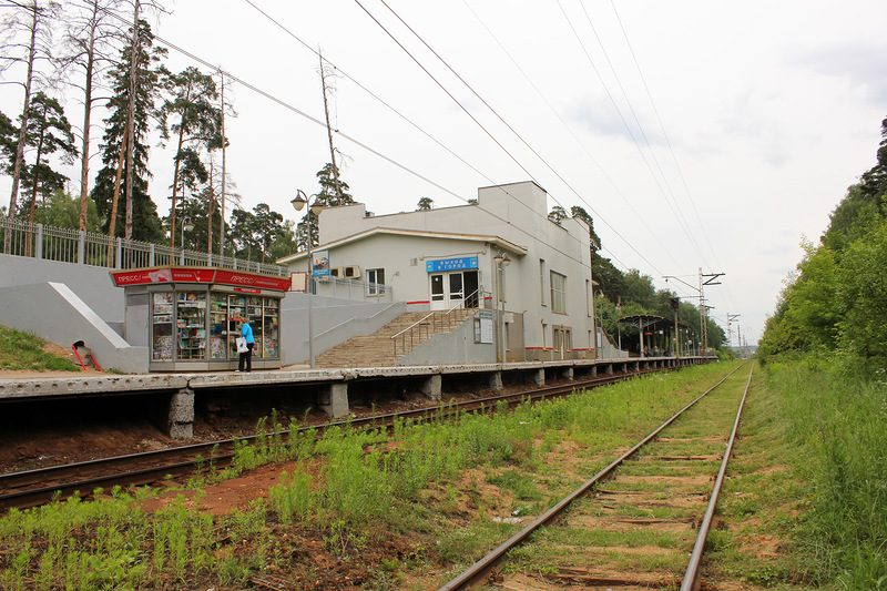 Станция Ивантеевка 2