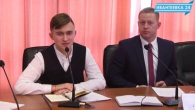 Молодежный парламент Степочкин