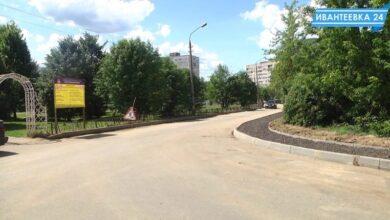 ремонт дороги Рощинская