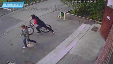 украли велосипед