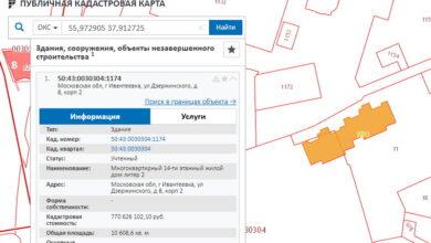Дзержинского 8 корп. 2 кадастровый учет