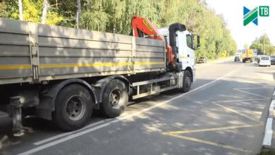 Photo of В Ивантеевке вводится ограничение на грузовой транспорт массой более 3,5 т