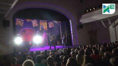 Ивантеевский театр полный зал