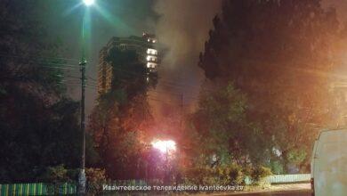 Пожар дом Хлебозаводская 45   1