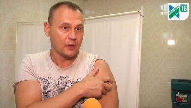 Степан Меньшиков прививка грипп