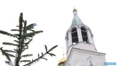 Новый храм Ивантеевки