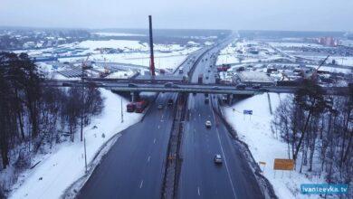 Photo of С 12 по 17 декабря перекроют Ярославку в районе Пушкино