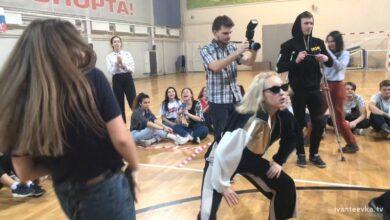 стартин танцы