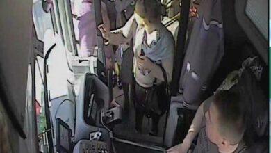 карманники в автобусе