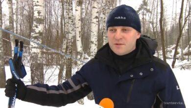 Photo of Максим Красноцветов оценил состояние городской лыжни