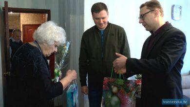 Photo of 6 долгожителей Ивантеевки с начала года получили подарки и поздравления