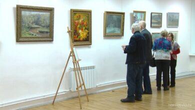 Photo of Выставка памяти художника Владимира Гаврилова