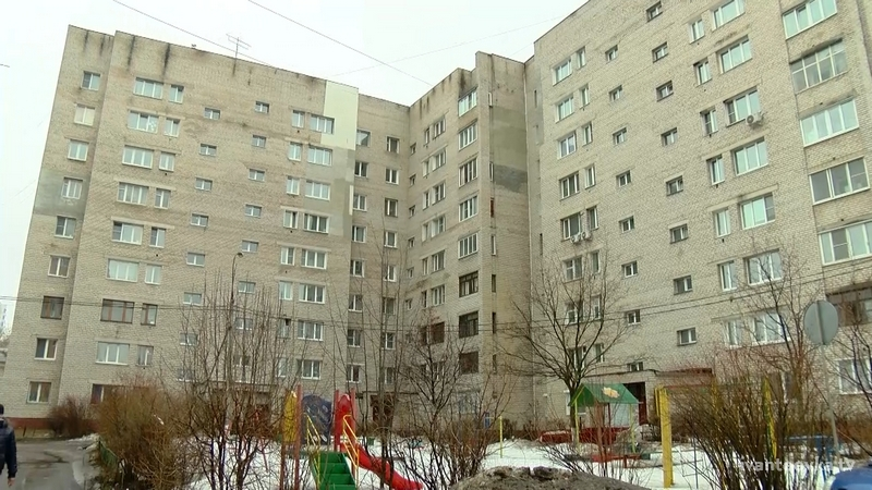Межведомственная комиссия на проблемном доме Дзержинского 10