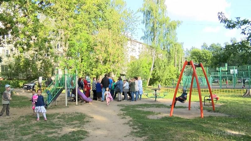 Собрание жителей по Советскому проспекту