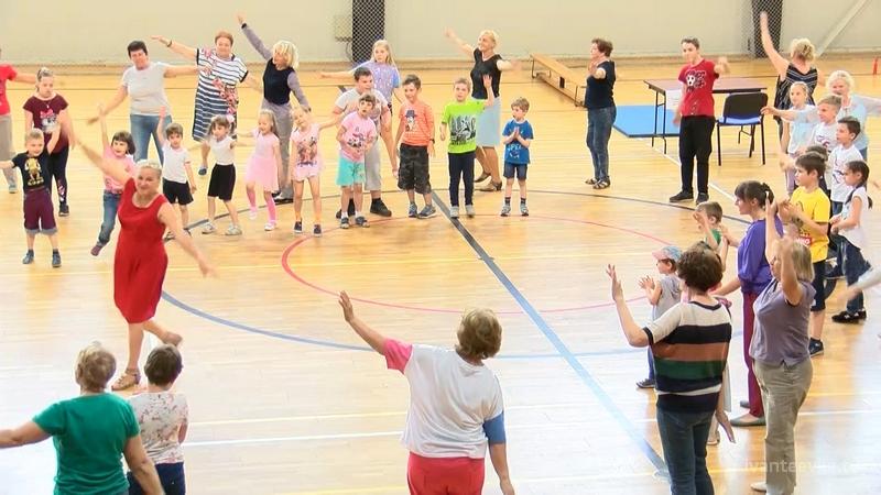 Фестиваль спорта среди детей-инвалидов ко Дню защиты детей