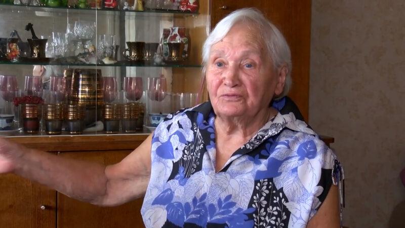Евгения Чернова 90 лет