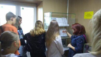 Photo of В городском архиве прошёл день открытых дверей