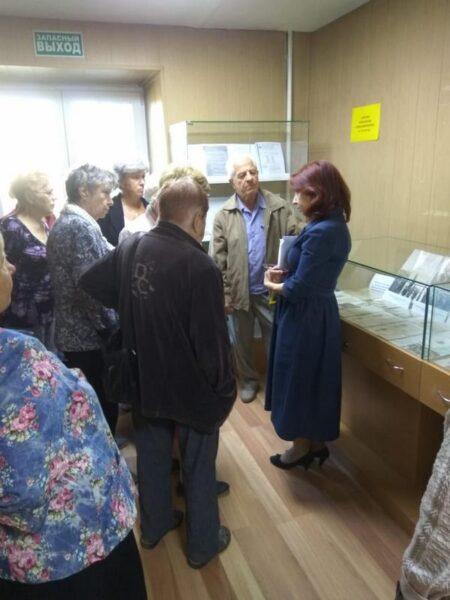 В городском архиве прошёл день открытых дверей