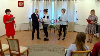 Photo of Ивантеевцам вручили паспорта