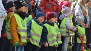 Photo of В Ивантеевке прошла акция «Наш лес. Посади своё дерево»