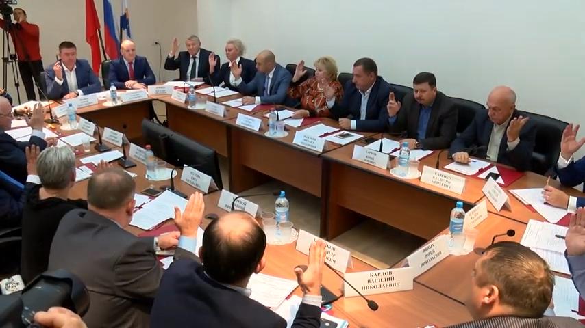 Новая пятилетка. Утверждён новый состав Совета депутатов городского округа Ивантеевка 00 01 10