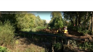 Photo of Ремонт плотины начался с обводного канала