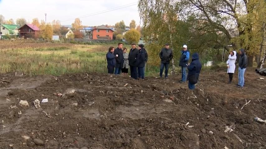 На защиту прибрежной территории реки Скалбы. 00 00 41
