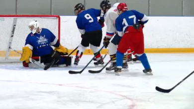 Photo of Второй этап чемпионата Любительской хоккейной лиги МО