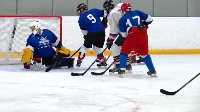 2 й этап чемпионата Любительской хоккейной лиги МО 00 00 59