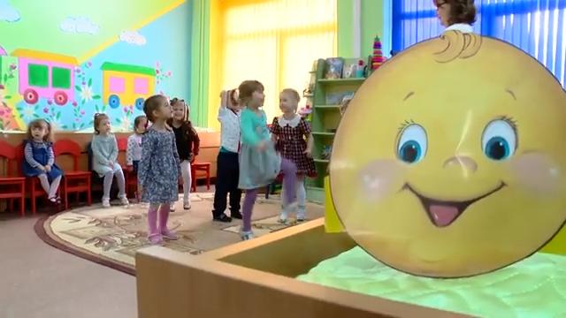 Детский сад  Лучик  заработал в Ивантеевке 00 01 04
