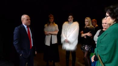 Photo of Глава Ивантеевки побывал на репетиции муниципального театра
