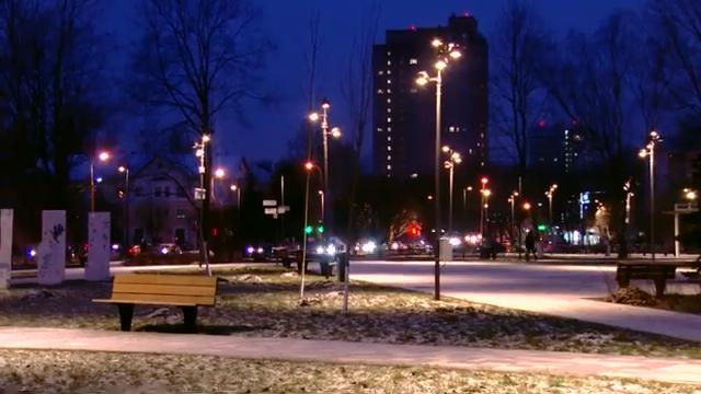 Максим Красноцветов проверил уличное освещение в Ивантеевке 00 00 16