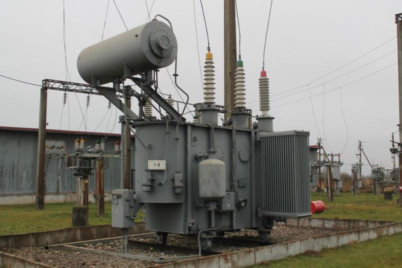 Подстанция электричество